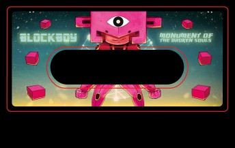 Matthias Derenbach #Illustration - Blockboy/Artwork/Tape