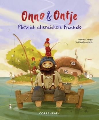 Matthias Derenbach #Illustration - Onno&Ontje/Thomas Springer/Coppenrath
