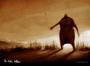 Matthias Derenbach #Illustration - red balloon
