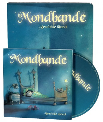 """Matthias Derenbach #Illustration - Buchillustration """"Mondbande"""" Verlag Pänz"""