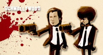 Matthias Derenbach #Illustration - Animation/Intro für TV Doku Schmollywood