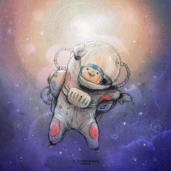 Matthias-Derenbach-Astronaut