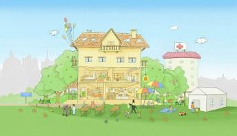 Matthias Derenbach #Illustration - Kinderhilfe