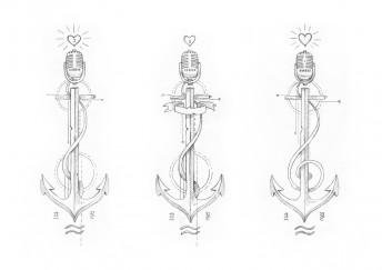 Matthias Derenbach-Tattoovorlage